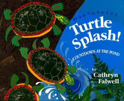 Cover image for Turtle splash! countdown at the pond