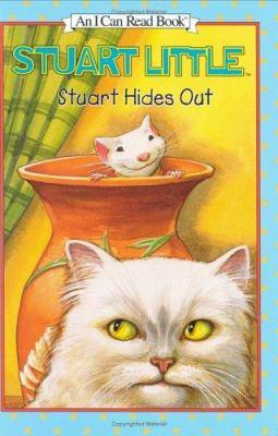 Cover image for Stuart hides out