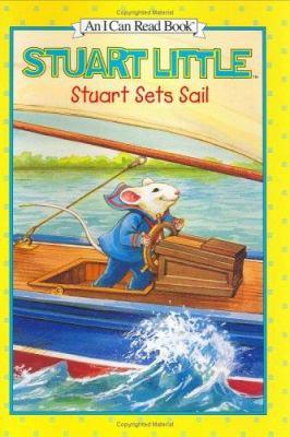 Cover image for Stuart sets sail