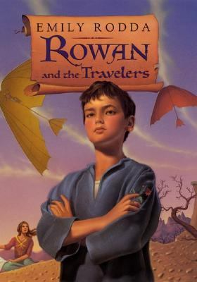 Cover image for Rowan and the Travelers