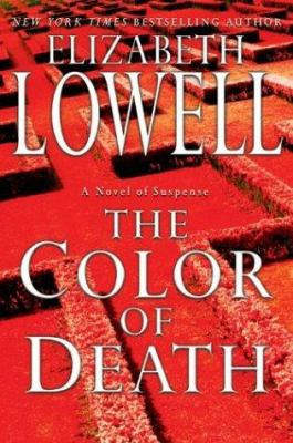 Cover image for The color of death