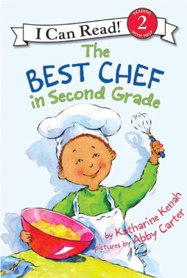 Cover image for The best chef in second grade