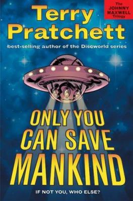 Cover image for Only you can save mankind
