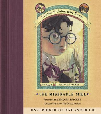 Cover image for The miserable mill