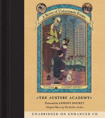Cover image for The Austere Academy
