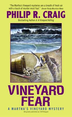 Cover image for Vineyard fear : a Martha's Vineyard mystery
