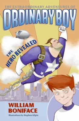 Cover image for The hero revealed