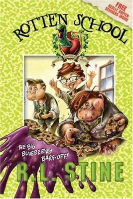 Cover image for The big blueberry barf-off!