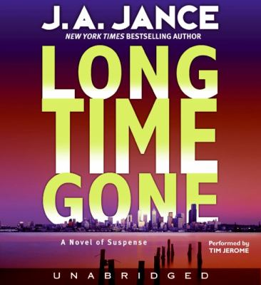 Cover image for Long time gone