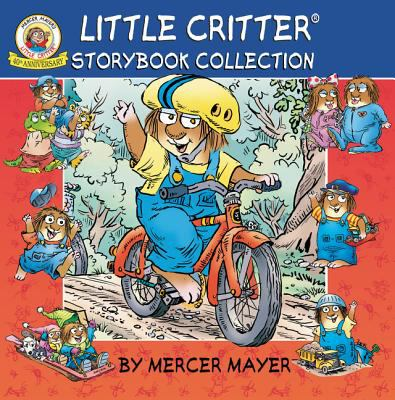 Cover image for Little critter storybook collection