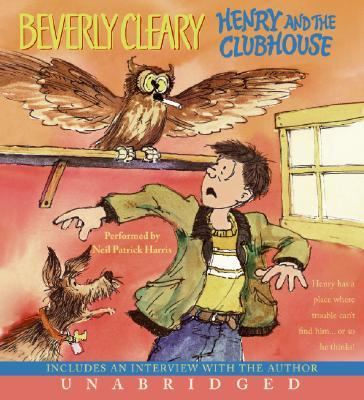 Cover image for Henry and the clubhouse