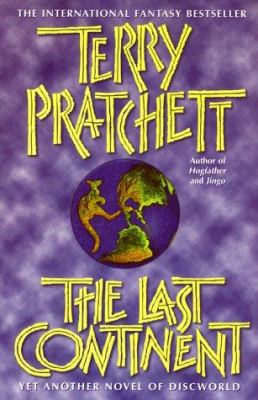 Cover image for The last continent : a discworld novel