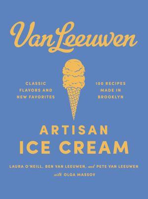 Cover image for Van Leeuwen artisan ice cream