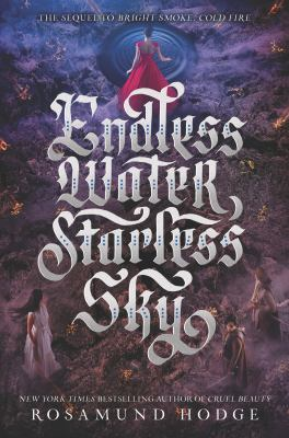 Cover image for Endless water, starless sky