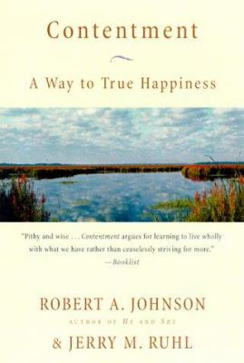 Cover image for Contentment : a way to true happiness
