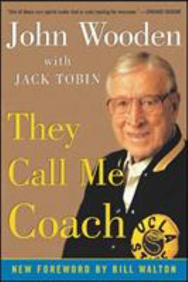 Cover image for They call me coach