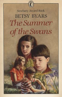 Cover image for The summer of the swans