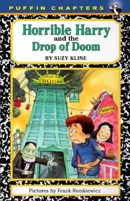 Cover image for Horrible Harry and the Drop of Doom