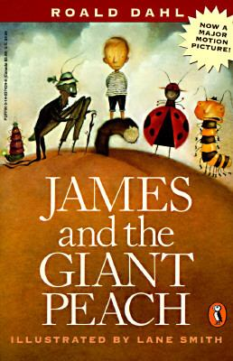 Cover image for James and the giant peach : a children's story