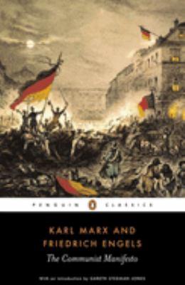 Cover image for The Communist manifesto