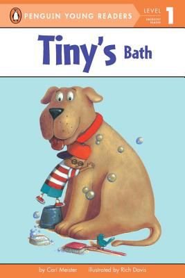 Cover image for Tiny's bath