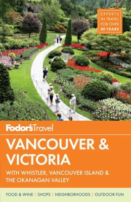 Cover image for Vancouver & Victoria