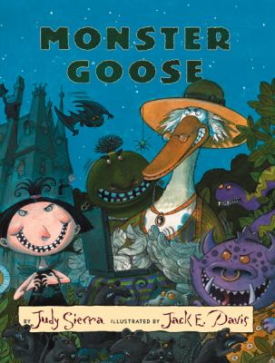 Cover image for Monster Goose