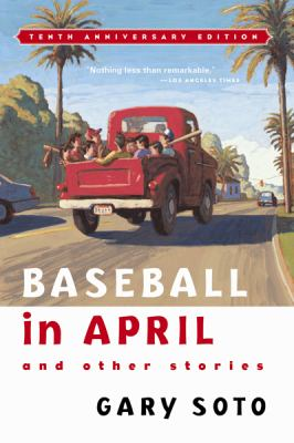 Cover image for Baseball in April : and other stories