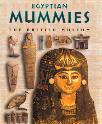 Cover image for Egyptian mummies : people from the past