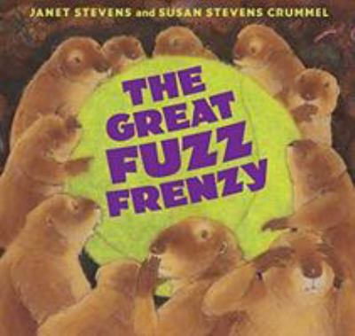 Cover image for The great fuzz frenzy