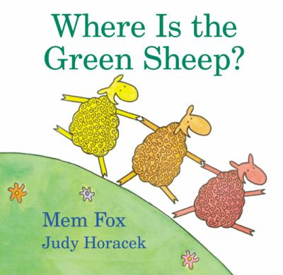 Cover image for Where is the green sheep?