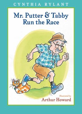 Cover image for Mr. Putter & Tabby run the race