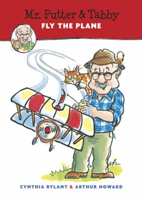 Cover image for Mr. Putter and Tabby fly the plane
