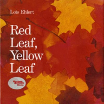 Cover image for Red leaf, yellow leaf
