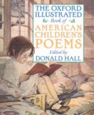 Cover image for The Oxford illustrated book of American children's poems
