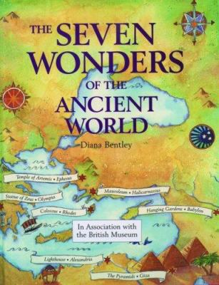 Cover image for The seven wonders of the ancient world