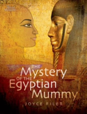 Cover image for The mystery of the Egyptian mummy