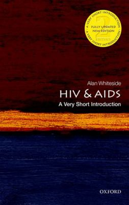 Cover image for HIV and AIDS : a very short introduction