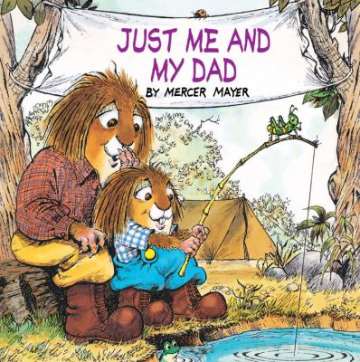 Cover image for Just me and my dad