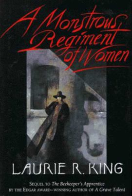 Cover image for A monstrous regiment of women