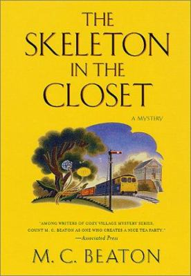 Cover image for The skeleton in the closet