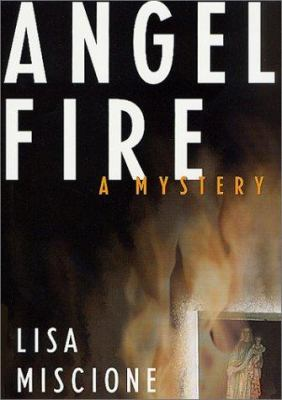 Cover image for Angel fire