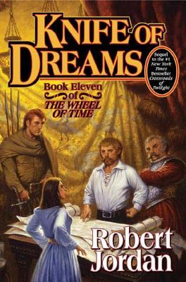 Cover image for Knife of dreams