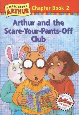 Cover image for Arthur and the scare-your-pants-off club