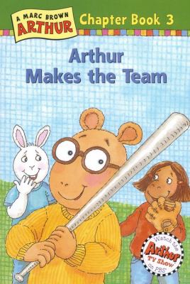 Cover image for Arthur makes the team