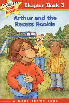 Cover image for Arthur and the recess rookie