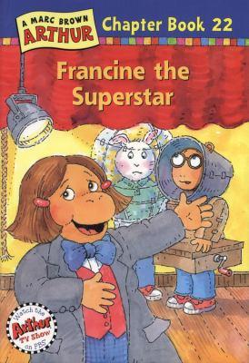 Cover image for Francine the superstar