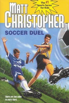 Cover image for Soccer duel