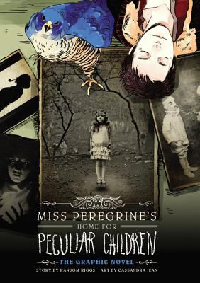 Cover image for Miss Peregrine's home for peculiar children : the graphic novel