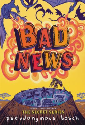 Cover image for Bad news